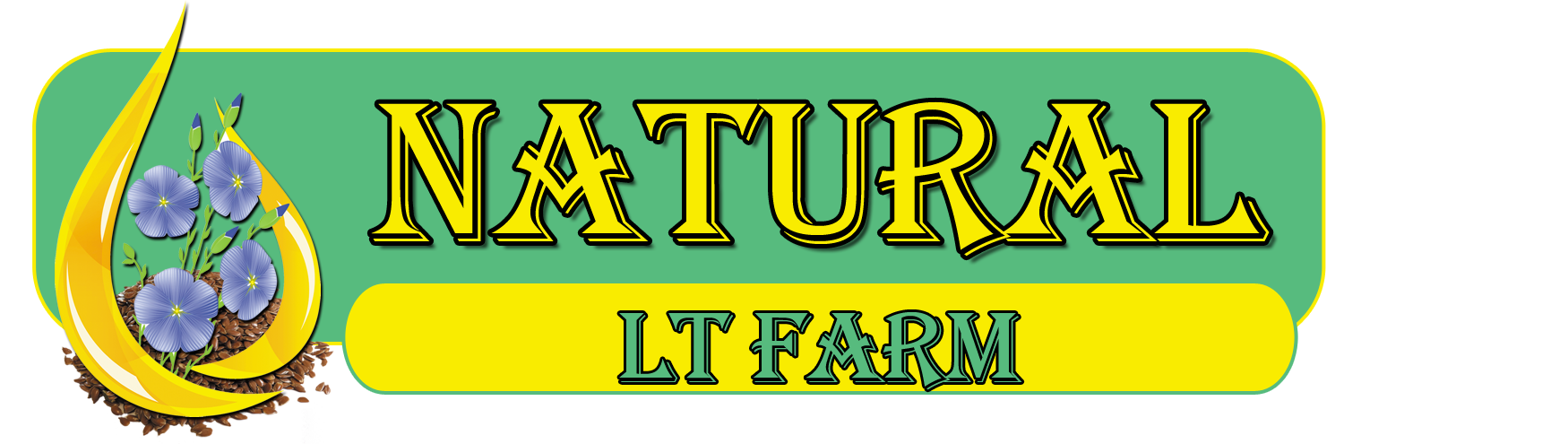 Natural LT Farm, get unique cold-pressed oils and handmade wooden products